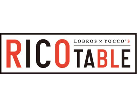 LOBROS×YOCCO'S RICO TABLE