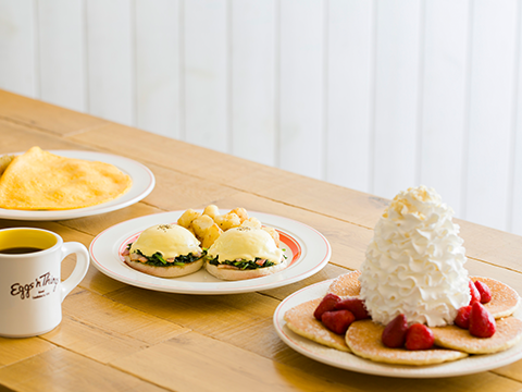 Eggs 'n Things ららぽーとTOKYO-BAY