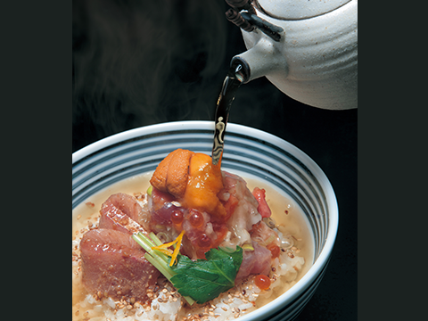 日本橋海鮮丼 つじ半