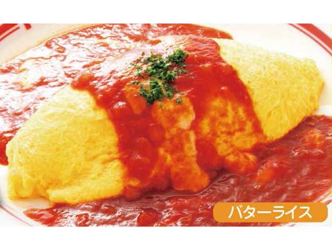 モッツァレラチーズのトマトソースオムライス