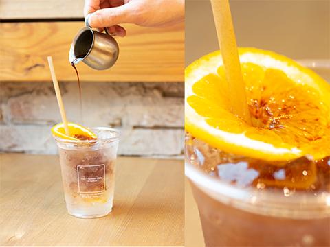 Lemonade espresso tonic