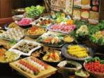 天然食物自助餐餐廳旬菜食健Shizenshoku buffet restaurant syunsaisyokukenhinano