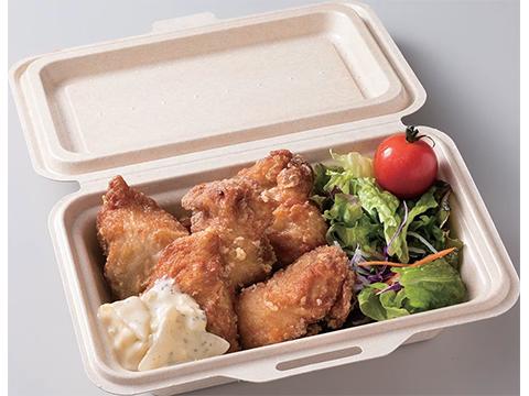 タルタルソースで楽しむサクサク鶏竜田