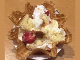おすすめメニュー ストロベリー・ショートケーキ・セレナーデ