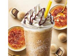 おすすめメニュー ショコリキサー ミルクチョコレートクリームブリュレトリュフ