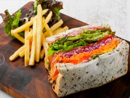 おすすめメニュー サンドイッチ