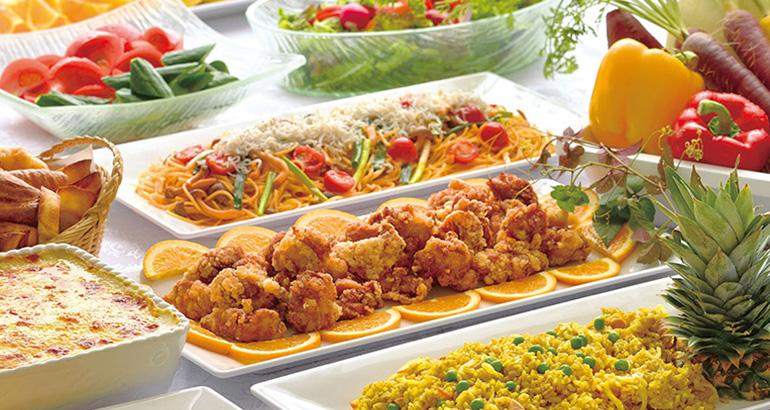 食べ放題・ビュッフェスタイルで楽しめる!ららぽーと湘南平塚のお店4選