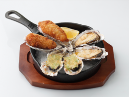 おすすめメニュー Oyster All Stars(HOT)