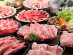 All-you-can-eat Tajimaya which likes beef shabu-shabu beef