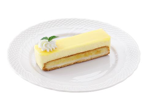 瀬戸内レモンと柚子のタルト
