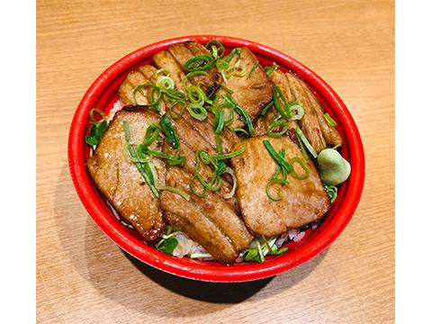 まぐろステーキ丼(数量限定)