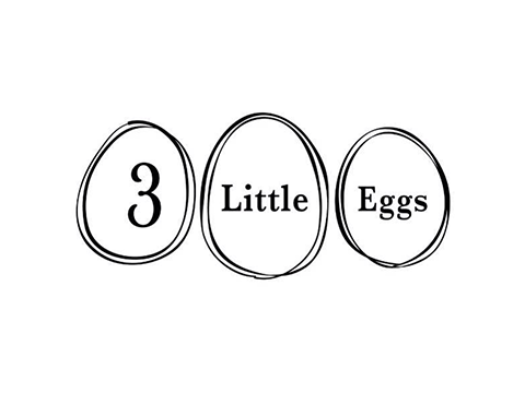 3 Little Eggs