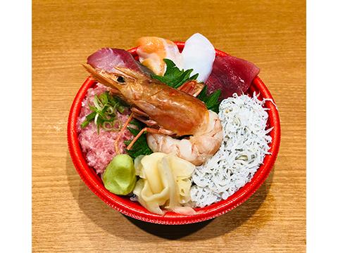 おみや漁師丼