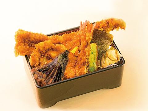 江戸前天丼弁当