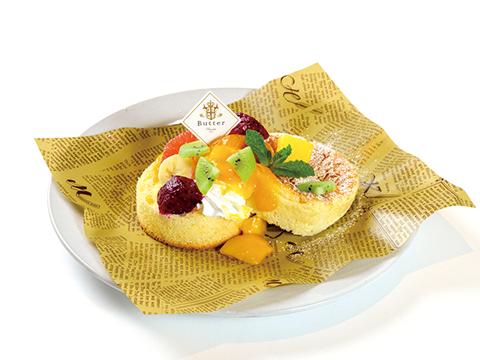 パンケーキ(トロピカルマンゴー)