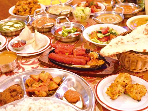 ネパール・インド料理 ハッピー