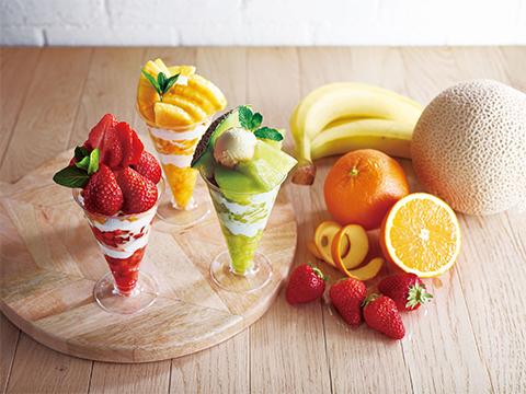 サン・フレッシュ/Be! Fruits Parlor