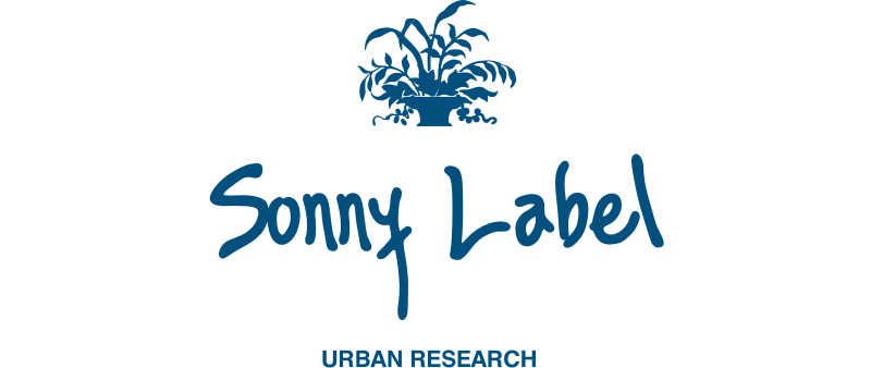 2F URBAN RESEARCH Sonny Label
