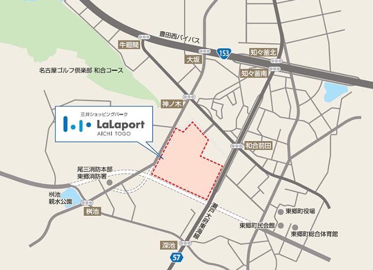 狭域マップ