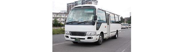 Free shopping Bus (tomorrow or traffic)