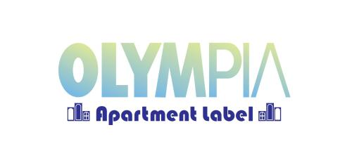 OLYMPIA Apartment Label