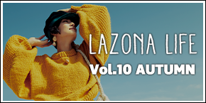 LAZONA LIFE Vol.10