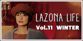 LAZONA LIFE Vol.11
