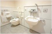 우선 화장실·오스트메이트 대응 화장실