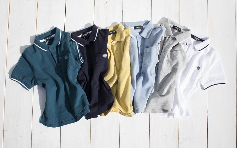 4e412bcbb907d  大人気商品 コムサイズムのポロシャツ.