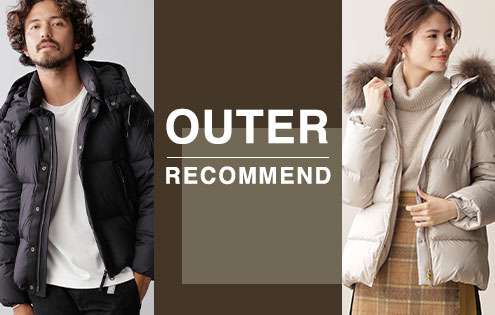 OUTER RECOMMEND