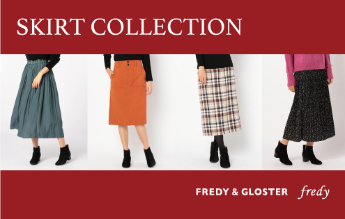 【L】SKIRT COLLECTION