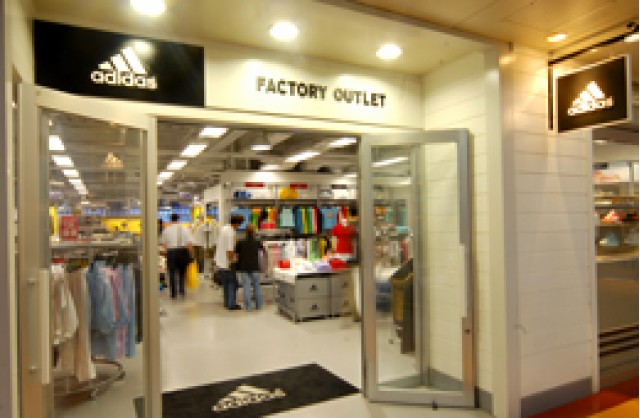 adidas factory outlet   三井アウトレットパ