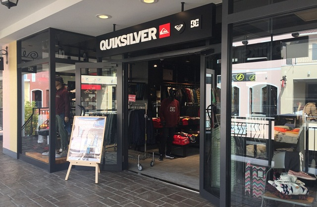 Dec 03,  · 12 reviews of Quiksilver Outlet