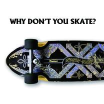 instant skateboard