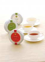 Store specializing in world tea breaks LUPICIA