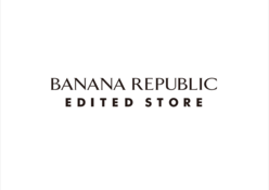 BANANA REPUBLIC EDITED STORE