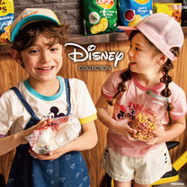 DISNEY POP-UP STORE by BABYDOLL