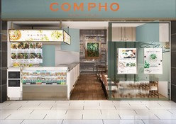 【NEW OPEN】COMPHO