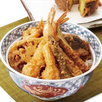天ぷら 魚新
