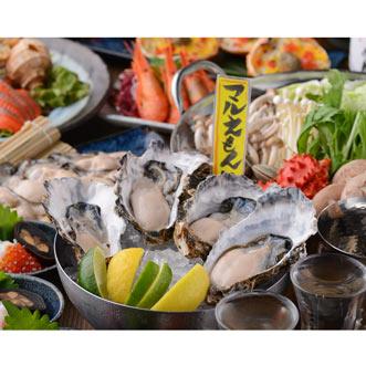 牡蠣場 北海道厚岸