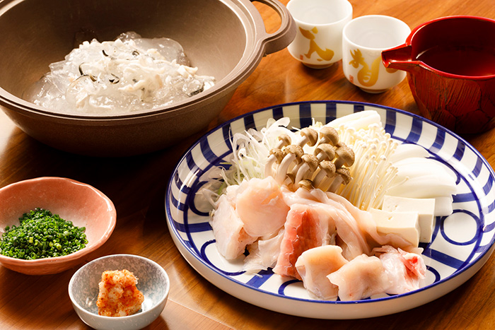 用時令的魚的鍋好吃和健康!