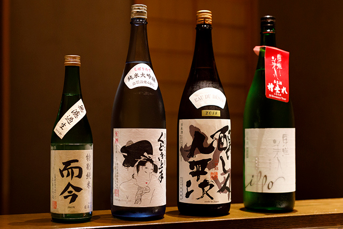 春天從新酒拜訪日本