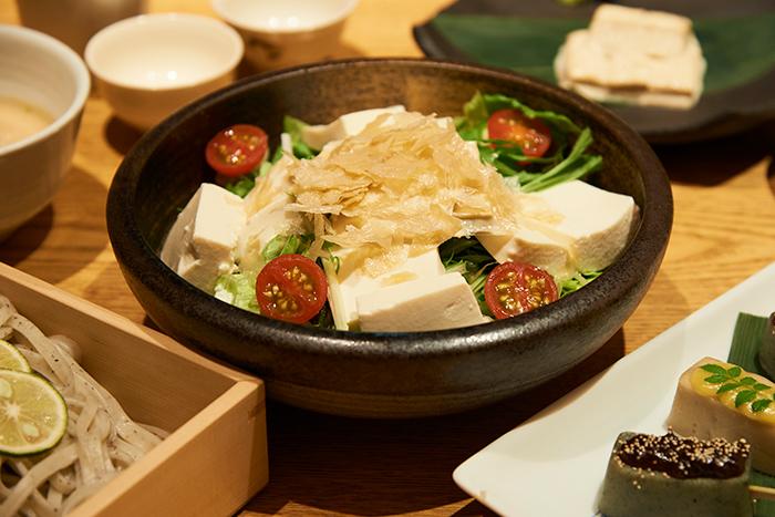 用京都的大豆料理美麗