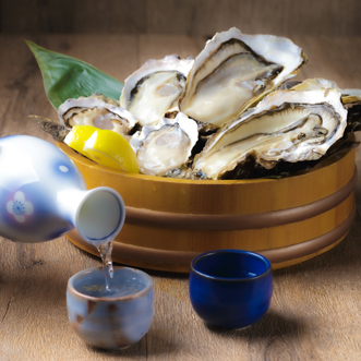 Oyster and person of sake oyster kodaharu _ thumbnail