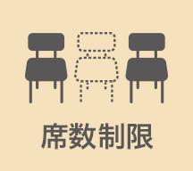 席位数限制