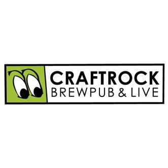 CRAFTROCK BREWPUB&LIVE_标识