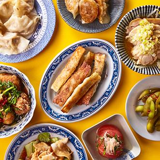 Taipei gyoza next next chiichii _ dishes
